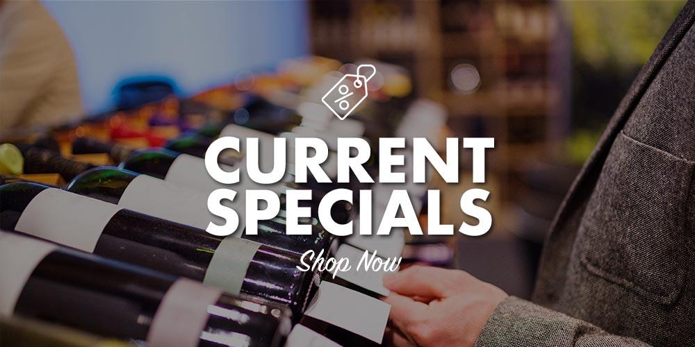 Current Specials - Shop Now